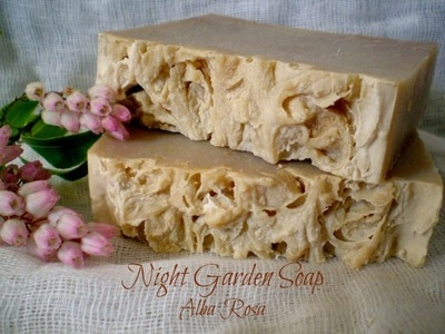 Night Garden Soap